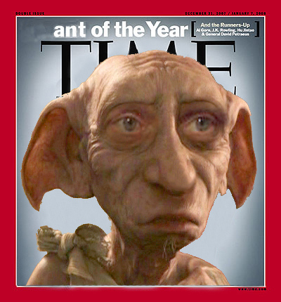Ant of the Year 2007