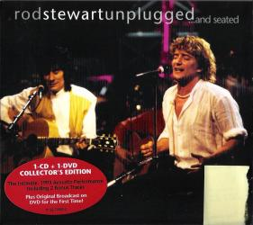 Rod Stewart - «Unplugged And... Seated»